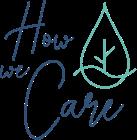How We Care Logo